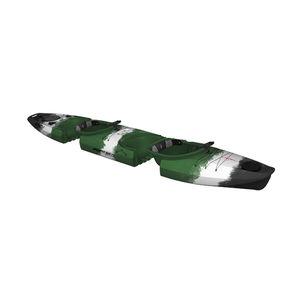 kayak a ponte / pieghevole / da pesca / tandem