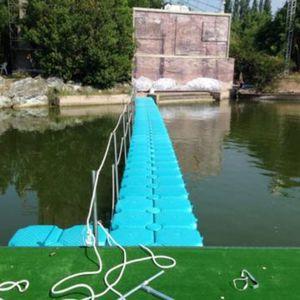 marciapiede galleggiante modulare