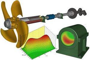 software per la progettazione dell'asse portaelica
