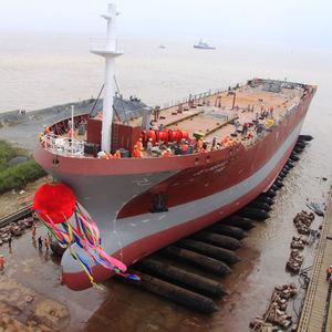 gonfiabile per porti e terminali / per nave / di varo / di sollevamento