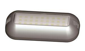illuminazione subacquea per barca / LED / per montaggio in superficie / in acciaio inox