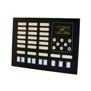 pannello di comando e controllo per nave / per barca / per yacht / per sistema di allarme