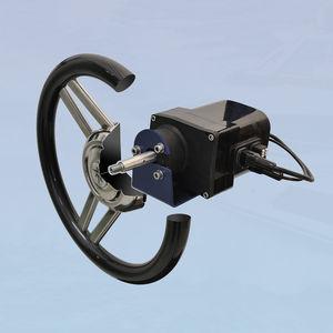 timoneria per barca / meccanica / elettroidraulica / assistita