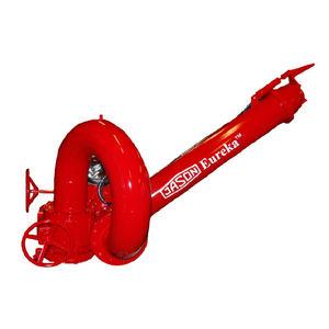 cannone ad acqua elettrico / idraulico / telecomandato / per ponti di navi