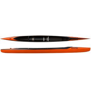 canoa per acqua piatta