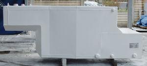 serbatoio di carburante / di acqua / per barca / in alluminio