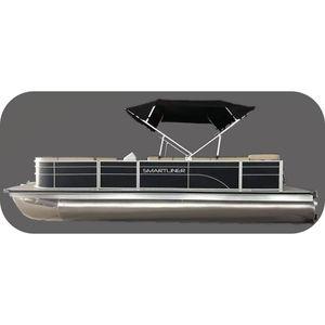 pontoon boat fuoribordo / in alluminio / max. 9 persone