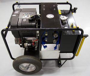 unità energetica idraulica per barca anti-inquinamento