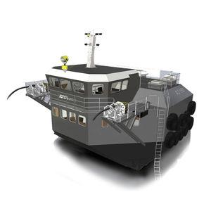 barca professionale barca per acquacoltura