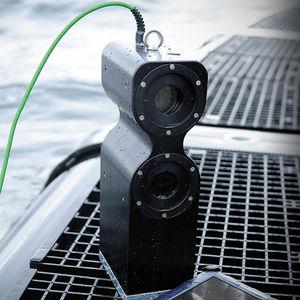 sistema di controllo / sistema di videosorveglianza / per acquacoltura / di biomassa