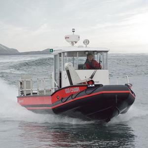 barca professionale barca da lavoro / RIB