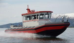 barca professionale barca da lavoro / entrobordo / fuoribordo