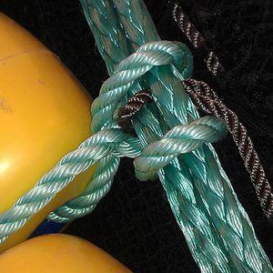 corda per rete da pesca