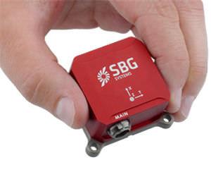 sensore di movimento / di campo magnetico terrestre / di rollio / di beccheggio