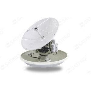 antenna VSAT / Ku-band / per nave / radome