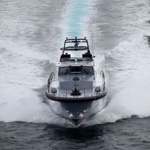 nave speciale pattugliatore / costiera