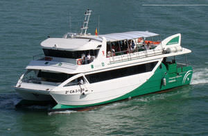 traghetto passeggeri catamarano