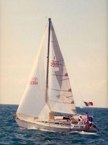 genoa / per barca a vela da regata e crociera / Kevlar®