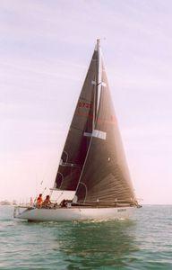 randa / per barca a vela da competizione / triradiale