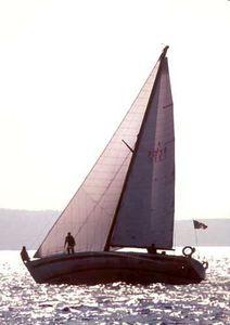 genoa / per barca a vela da crociera