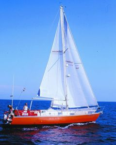 randa / per barca a vela da crociera / cross-cut / Dacron®