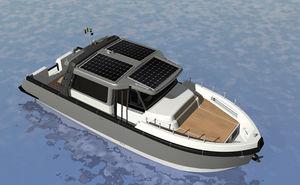 cabinato elettrico a energia solare