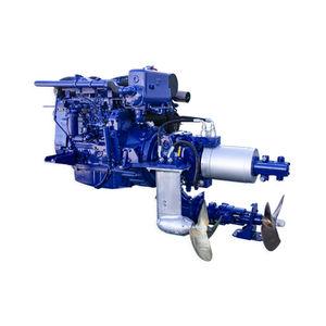sistema di propulsione per nave / per barca / ibrido diesel-elettrico