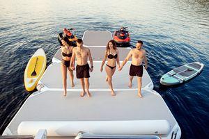 piattaforma per barca
