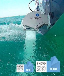 idro-generatore per barca