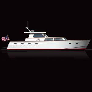 motor-yacht da crociera / tradizionale / hard-top / IPS