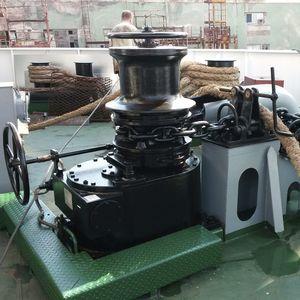 verricello per nave / per barca a vela / per rimorchiatore / elettrico