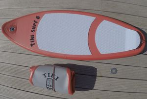 tavola da kitesurf gonfiabile / surf / wave / wakestyle