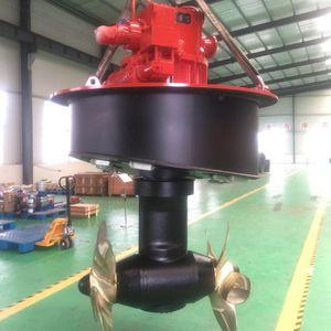 propulsore azimutale / timone / fisso / di prua