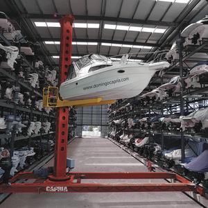 gru di impilaggio per imbarcazione