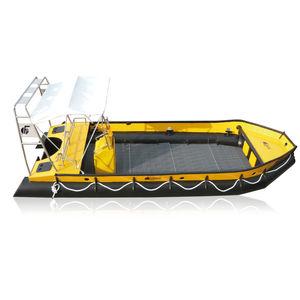 barca professionale barca da lavoro / barca da pesca professionale / barca di supporto per immersioni / in HDPE