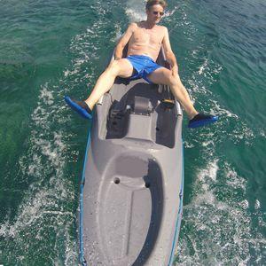 kayak elettrico