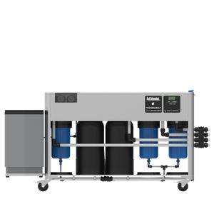 sistema di trattamento acqua potabile