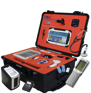 kit di telemedicina per navi