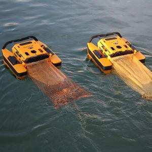 drone marino per la raccolta di rifiuti
