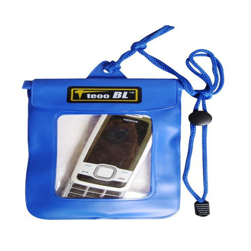custodia impermeabile per telefono cellulare