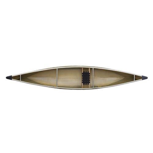 canoa da escursione / per acqua piatta / da torrente / 1 posto