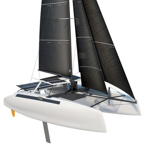 catamarano - Independent catamaran
