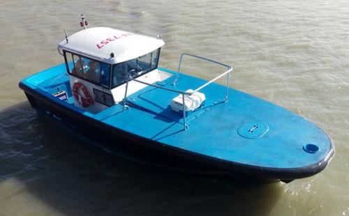 barca professionale pilotina