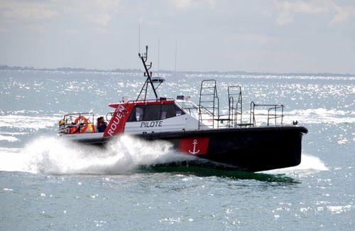 pilotina - Alumarine Shipyard