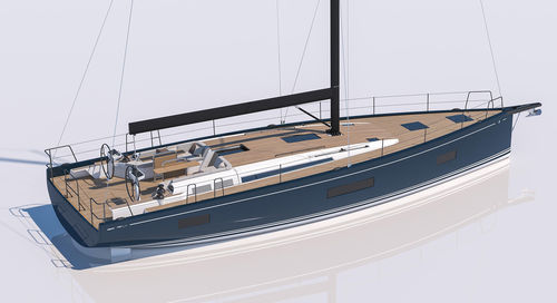 sailing-yacht da crociera - Bénéteau Sailboats