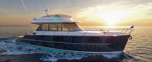 motor-yacht da pesca sportiva