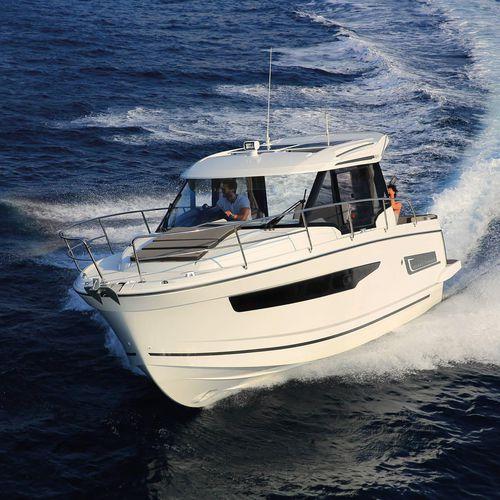 cabin-cruiser fuoribordo - Jeanneau - Motorboats