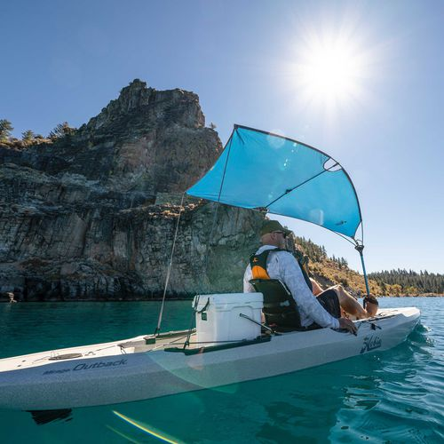 tendalino parasole per kayak