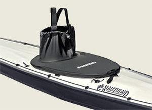 paraspruzzo per canoa e kayak