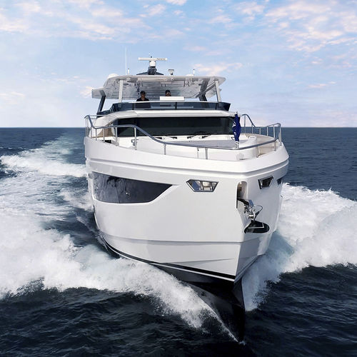 motor-yacht da crociera - Horizon